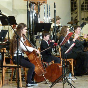 Messe de Sainte-Cécile 2013 et concert d'automne 2013
