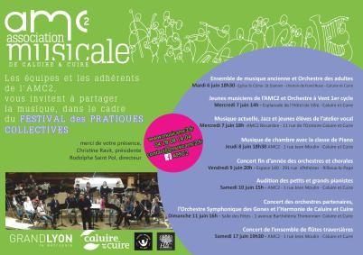 Dimanche 11 juin 2017 à 16 heures : Concert Jazz et Harmonie