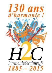 Joyeux 130 ans d'anniversaire à l'Harmonie de Caluire…