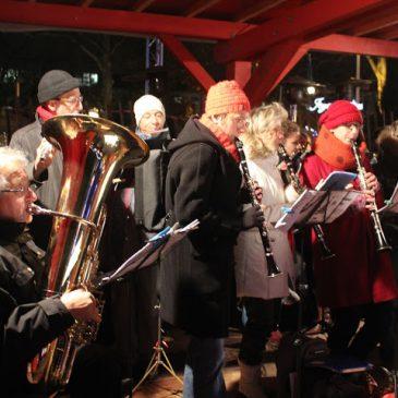 Marché de Noël de Lyon 2012