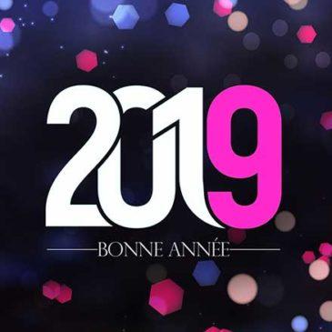 Bonne année 2019 : Concert le 19 janvier 2019 à 11h au Radiant